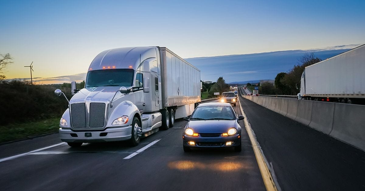 Trucking Company At Fault For Car Accident