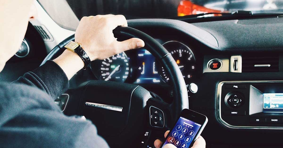 Texting and Driving Accident Lawyers
