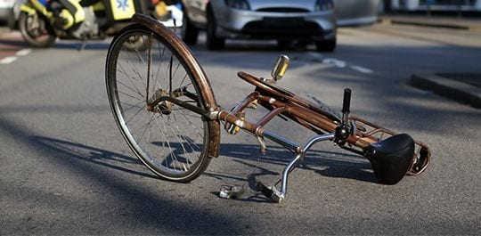 Augusta Bike Accident Lawsuit
