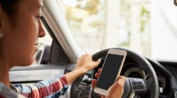 Distracted Driving Accident Claims