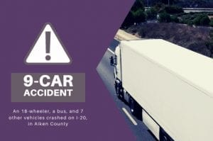 9-vehicle-accident-on-i20-in-aiken-sc-shuts-down-interstate-m-austin-jackson-attorney-at-law