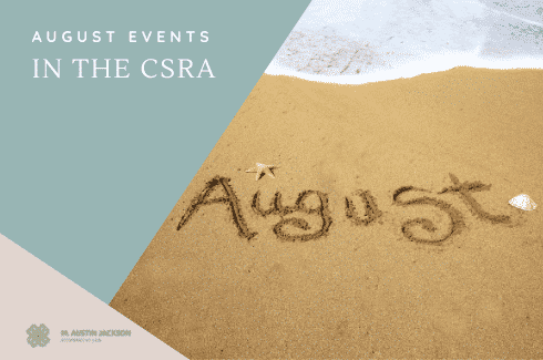 August Events Augusta GA M. Austin Jackson Attorney at Law