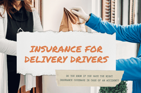 Do I Need Special Insurance to Be a Delivery Driver